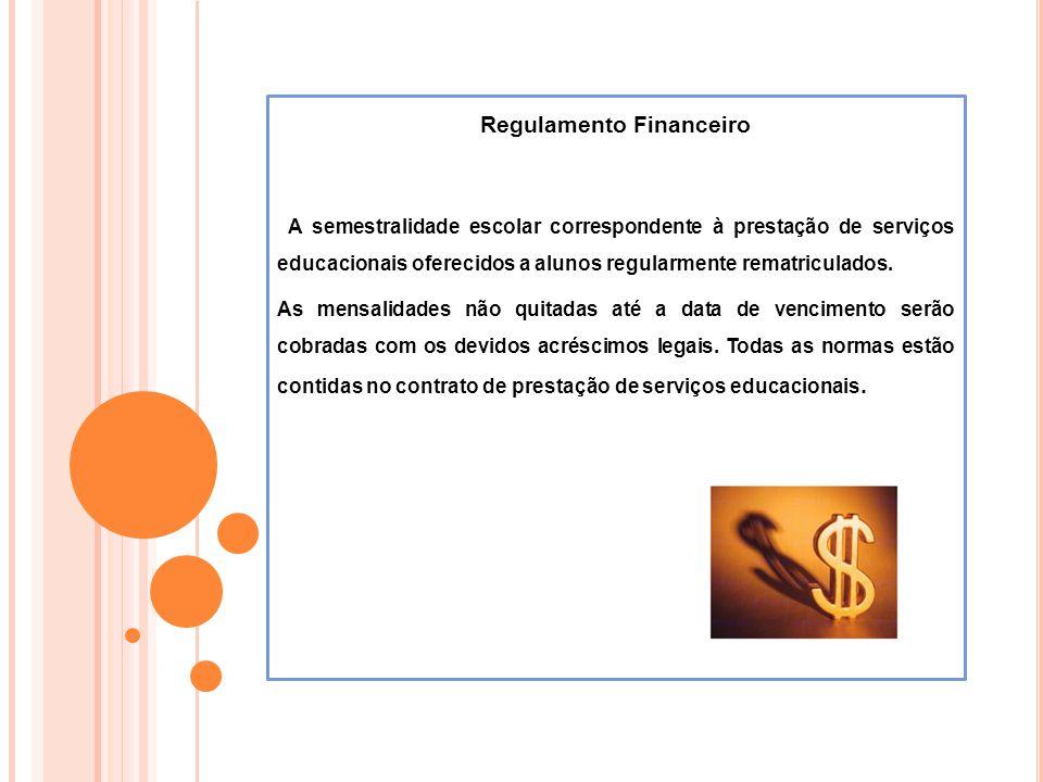 Regulamento Financeiro