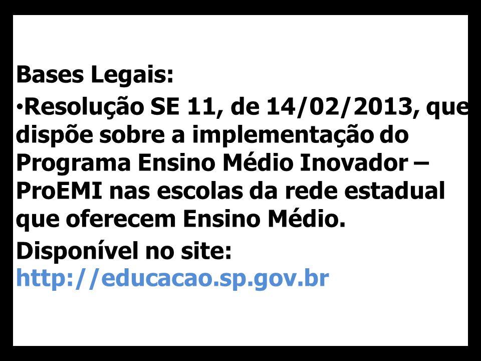 Bases Legais: