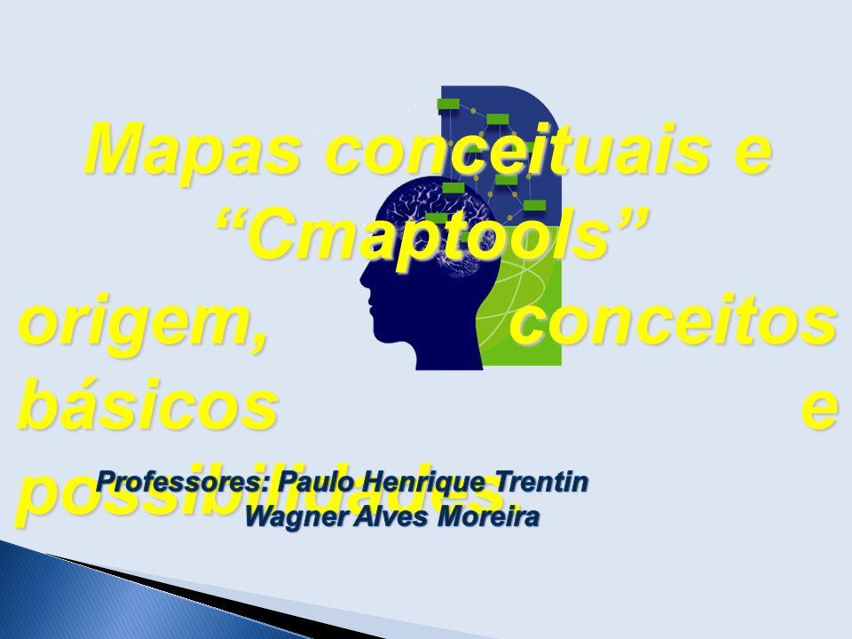 Mapas conceituais e Cmaptools