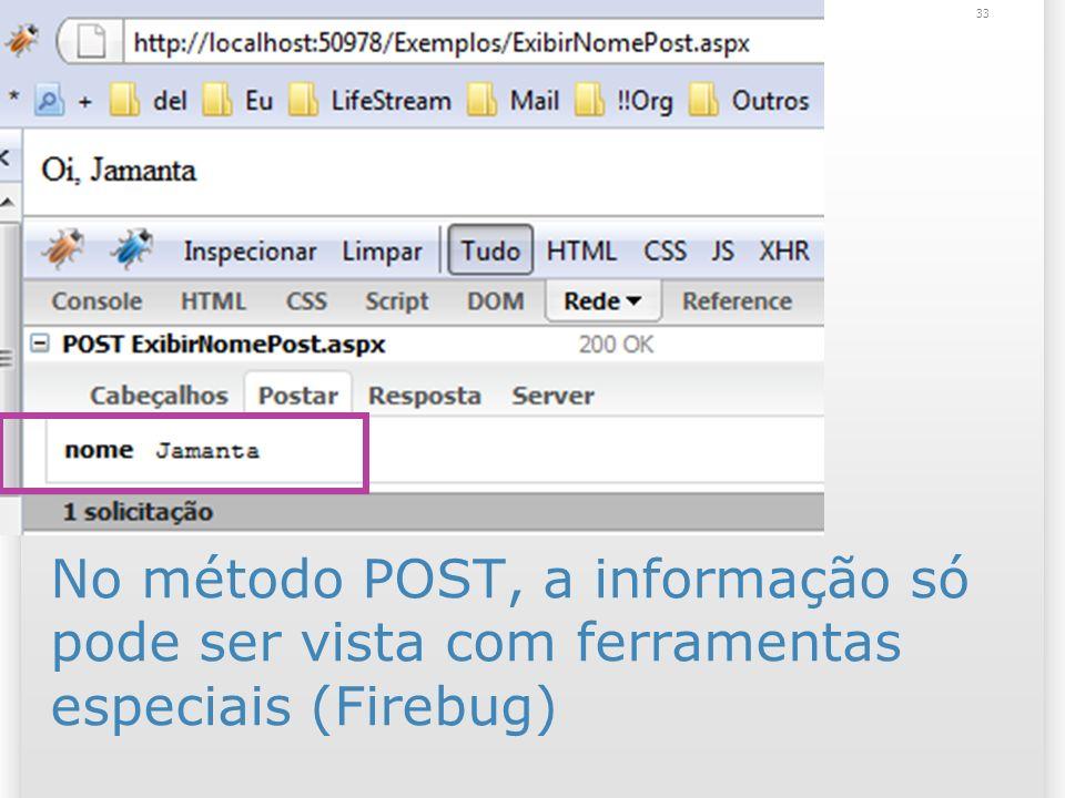 25/03/2017 Na PUCPR, aperte F12 para exibir o Firebug.