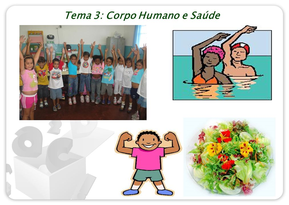 Tema 3: Corpo Humano e Saúde