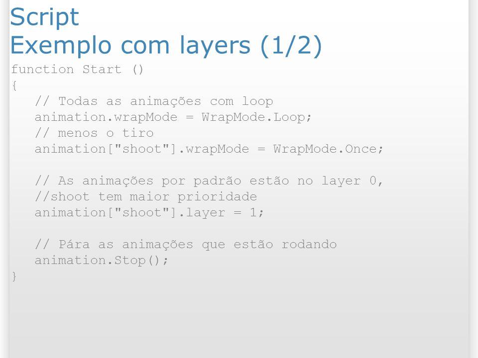 Script Exemplo com layers (1/2)