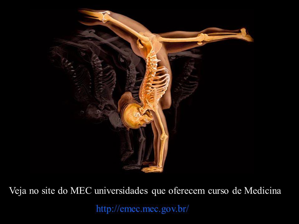 Veja no site do MEC universidades que oferecem curso de Medicina