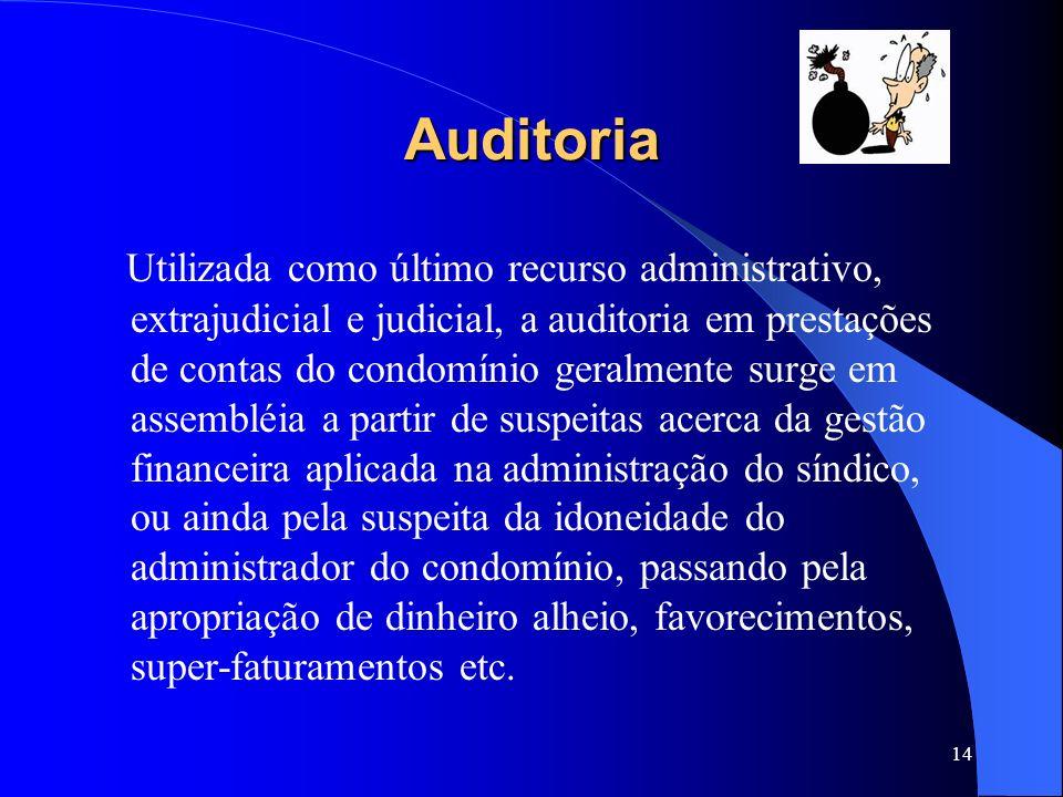 Auditoria