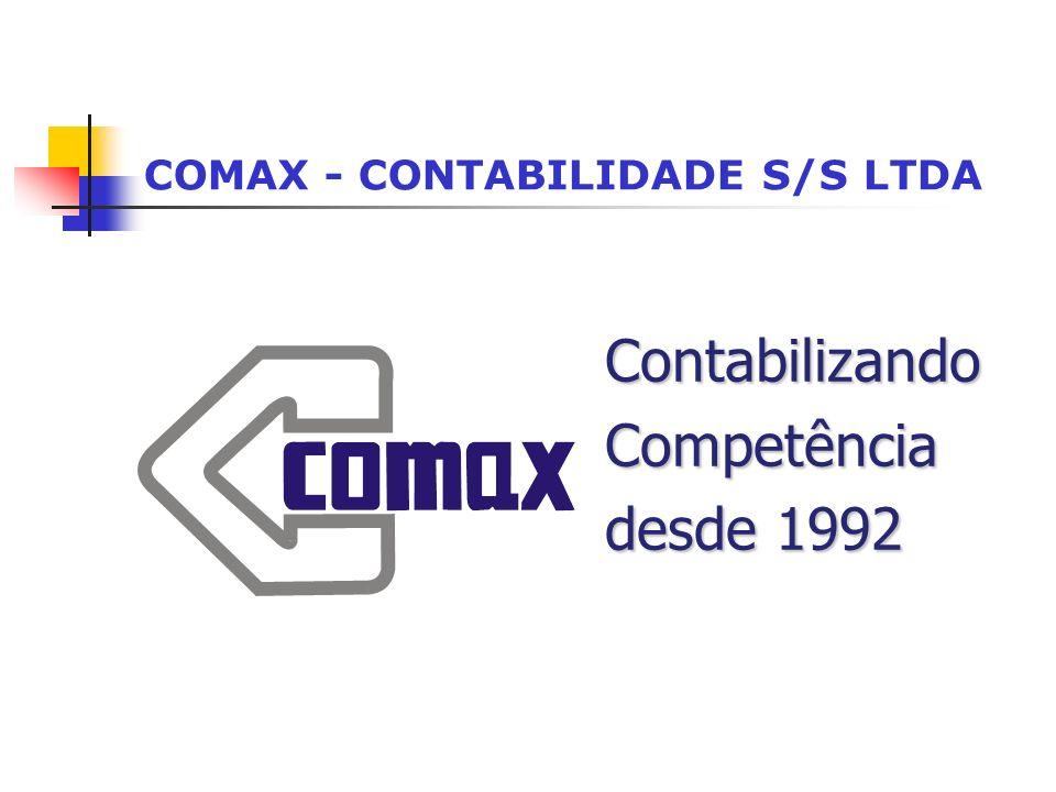 COMAX - CONTABILIDADE S/S LTDA