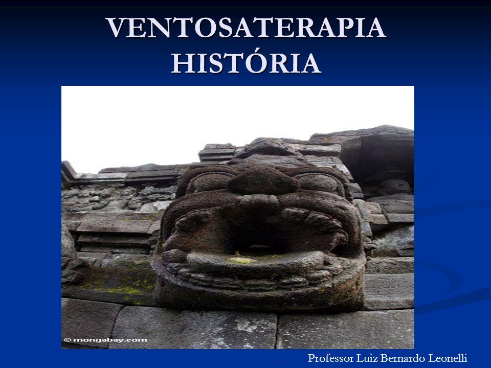 VENTOSATERAPIA HISTÓRIA