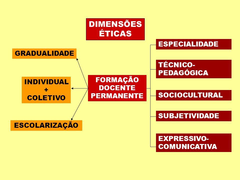 FORMAÇÃO DOCENTE PERMANENTE