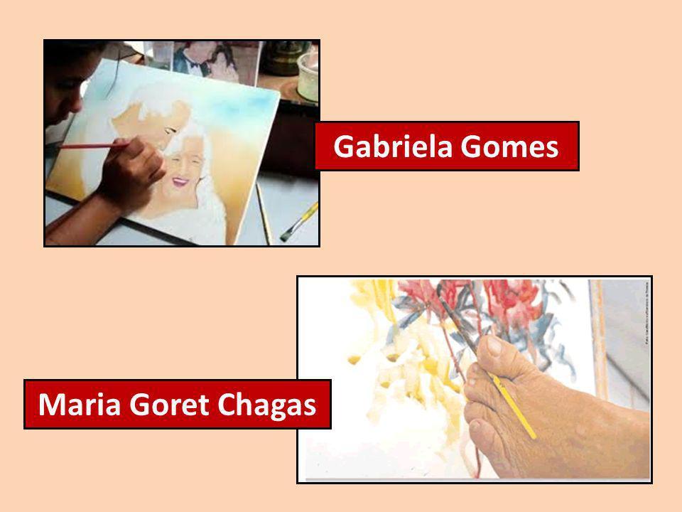 Gabriela Gomes Maria Goret Chagas