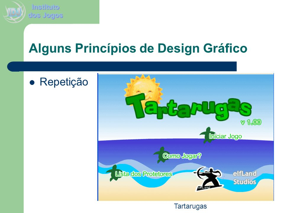 Alguns Princípios de Design Gráfico