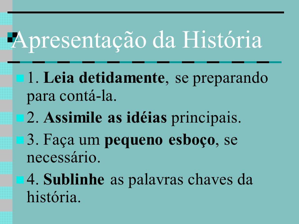 Apresentação da História