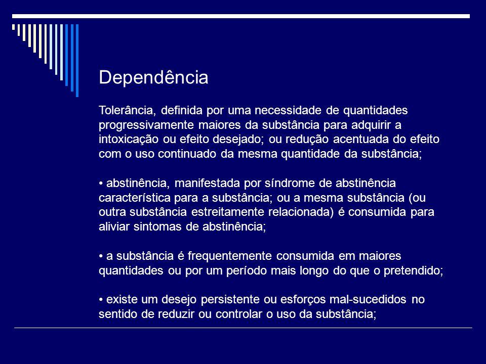 Dependência