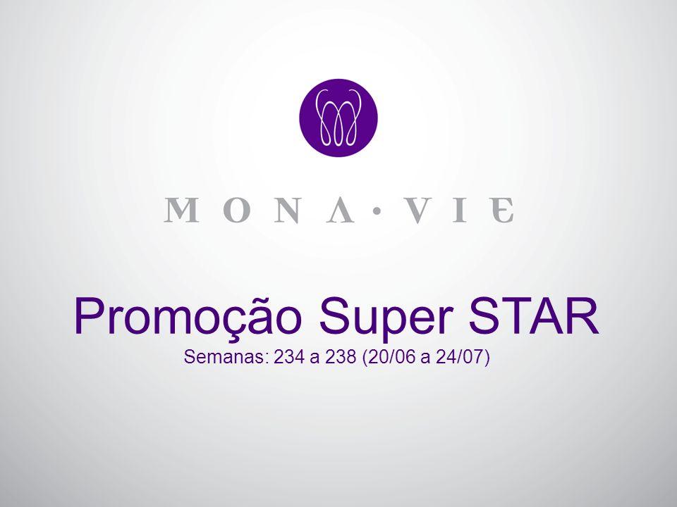 Promoção Super STAR Semanas: 234 a 238 (20/06 a 24/07)