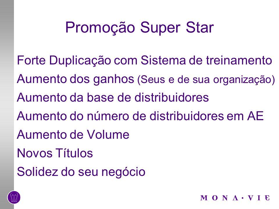 Promoção Super Star
