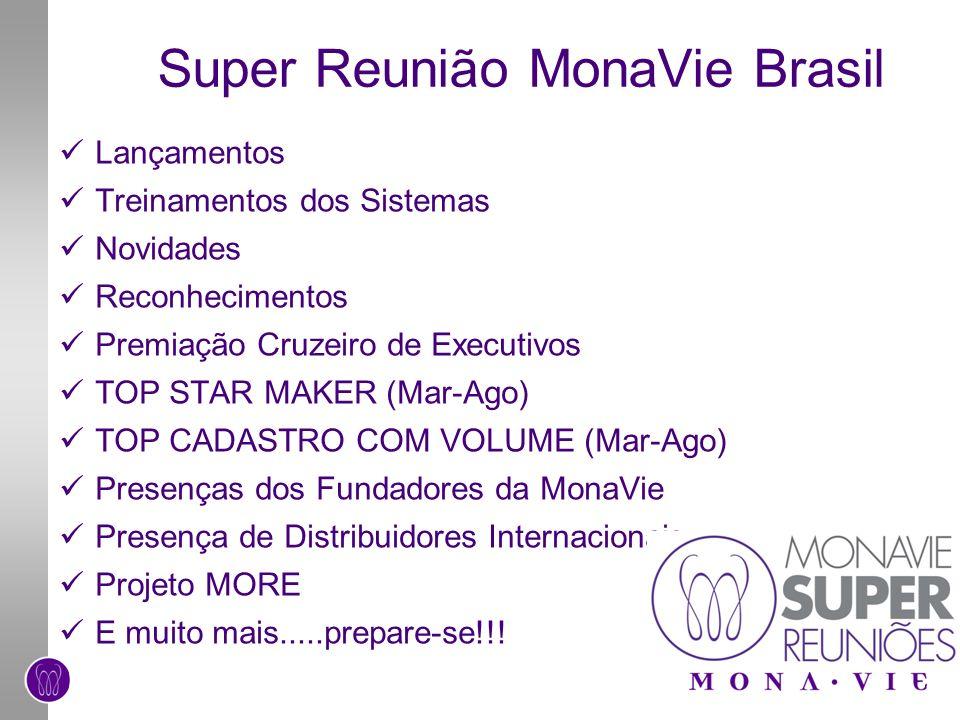 Super Reunião MonaVie Brasil