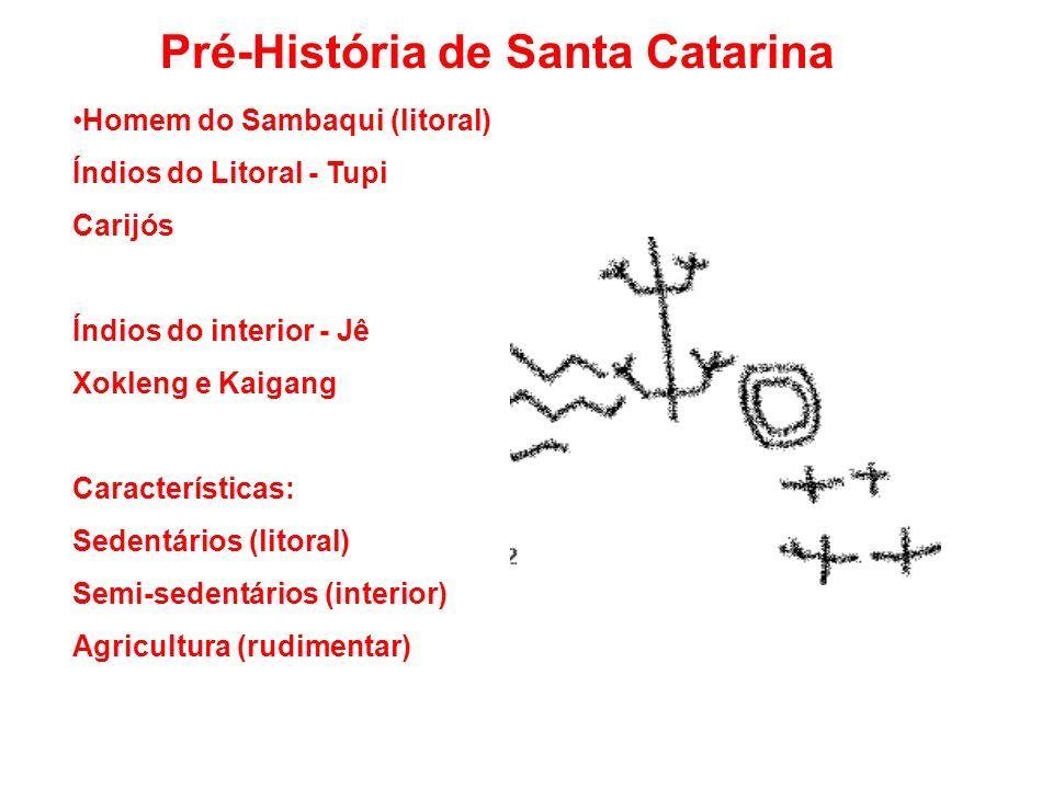 Pré-História de Santa Catarina