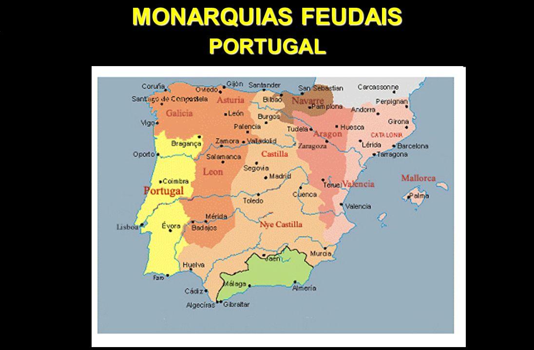 MONARQUIAS FEUDAIS PORTUGAL