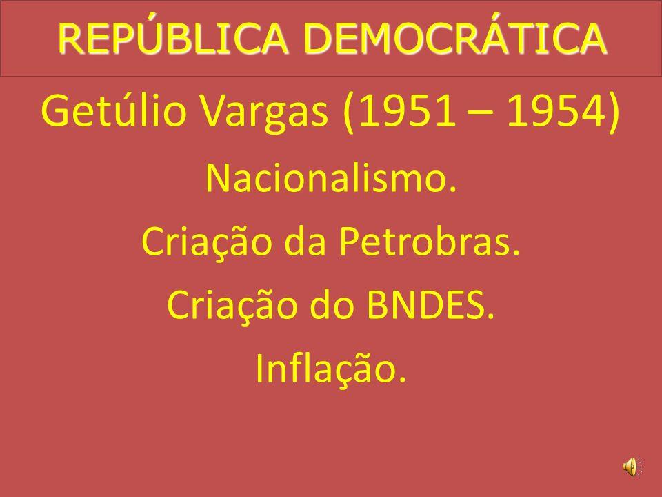 REPÚBLICA DEMOCRÁTICA