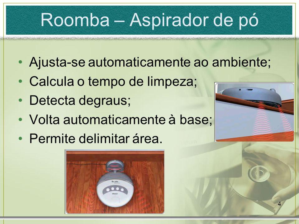 Roomba – Aspirador de pó