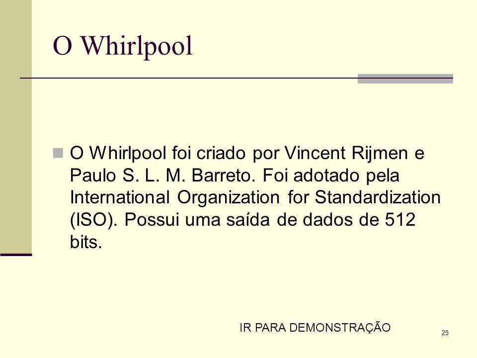 O Whirlpool