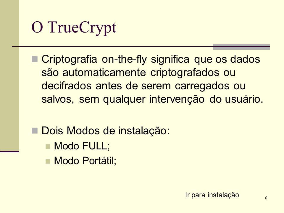 O TrueCrypt