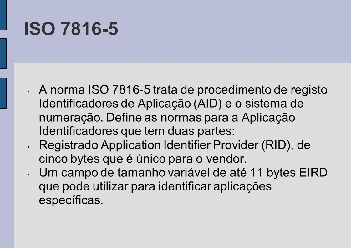 ISO 7816-5