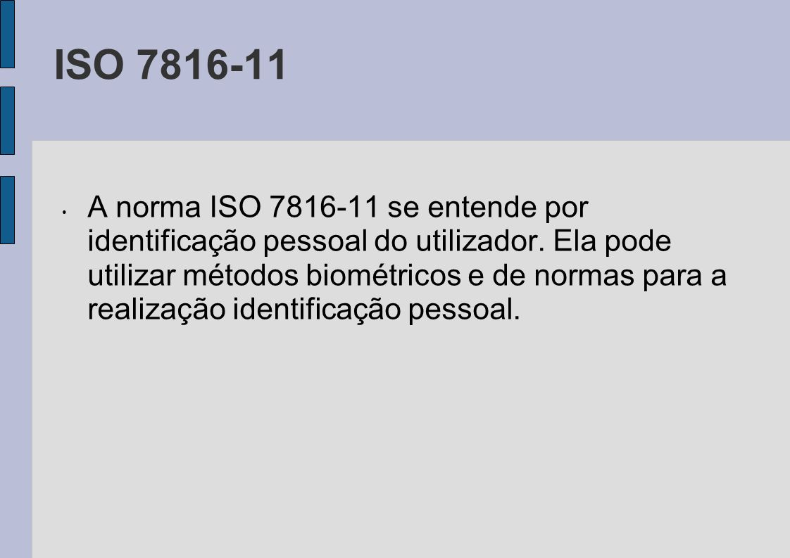 ISO 7816-11