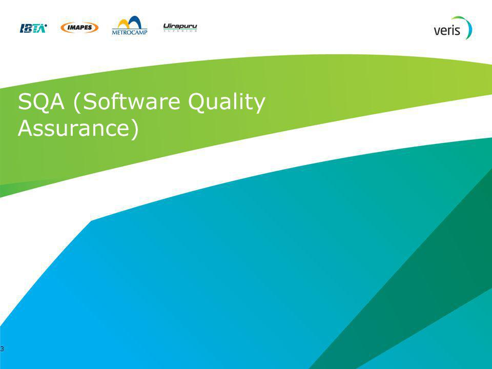 SQA (Software Quality Assurance)