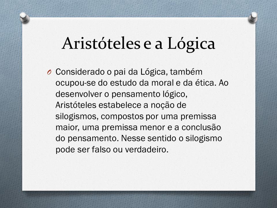Aristóteles e a Lógica