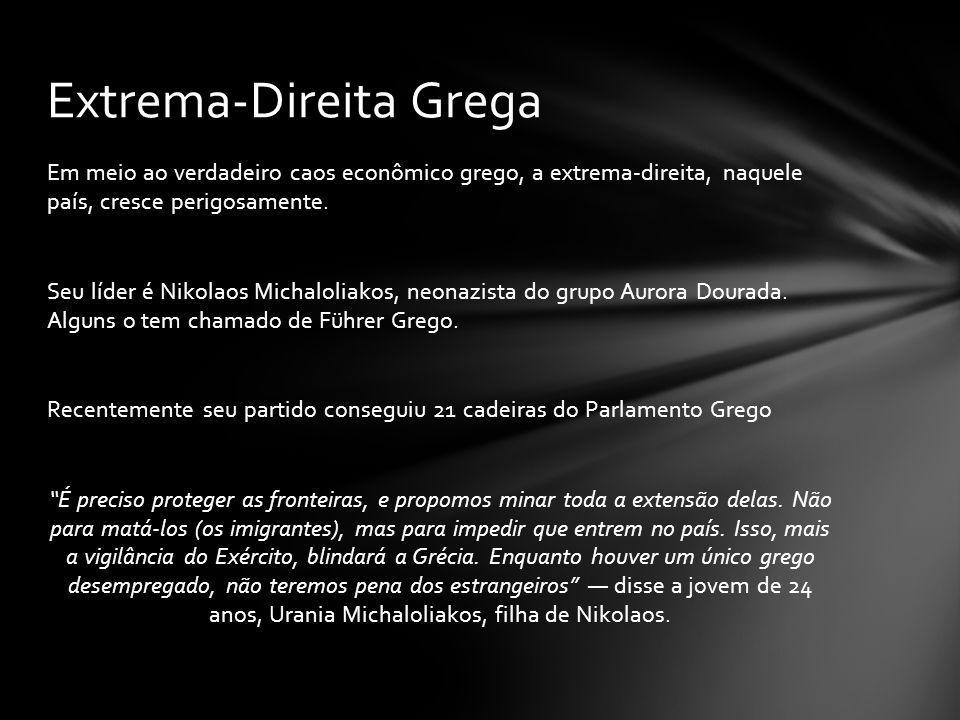 Extrema-Direita Grega