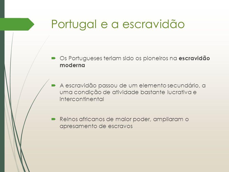 Portugal e a escravidão