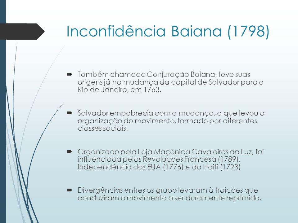 Inconfidência Baiana (1798)