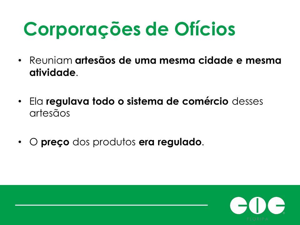 Corporações de Ofícios