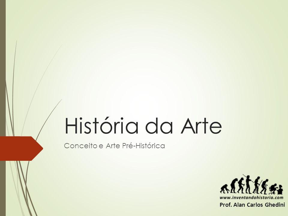 Conceito e Arte Pré-Histórica
