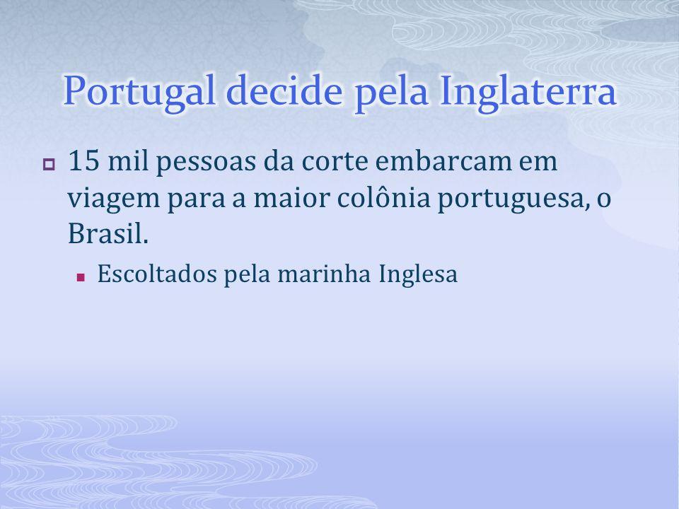 Portugal decide pela Inglaterra