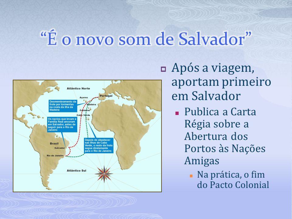 É o novo som de Salvador