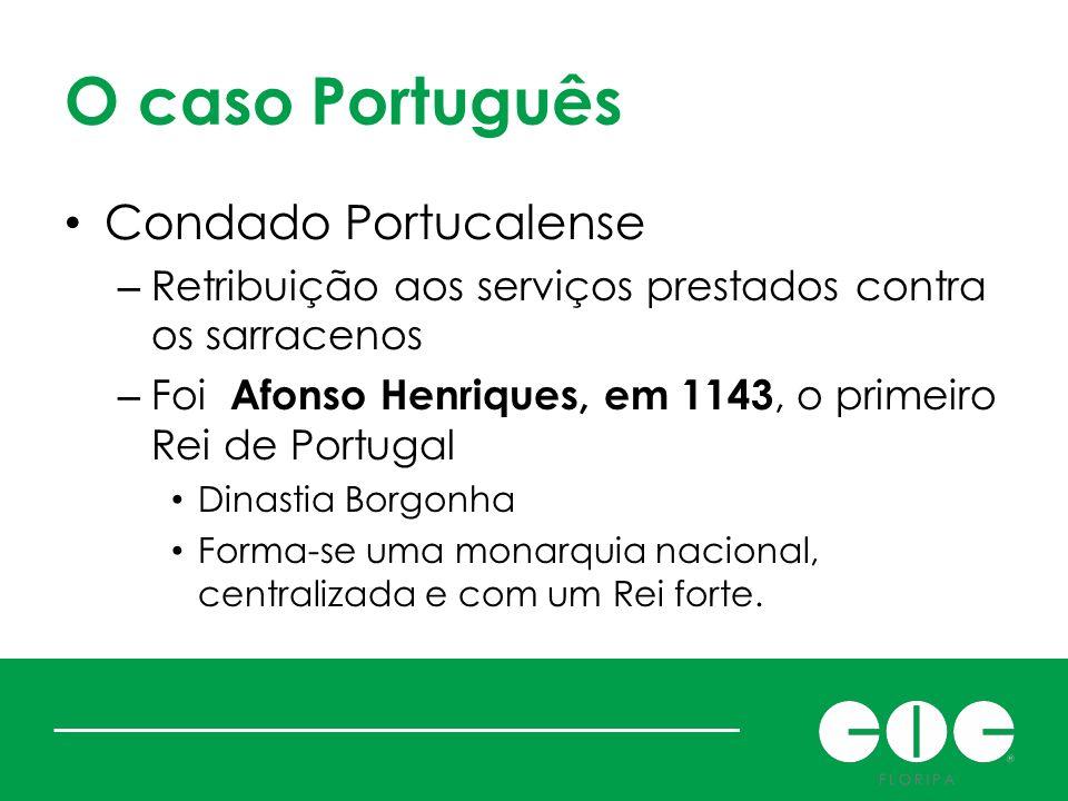 O caso Português Condado Portucalense