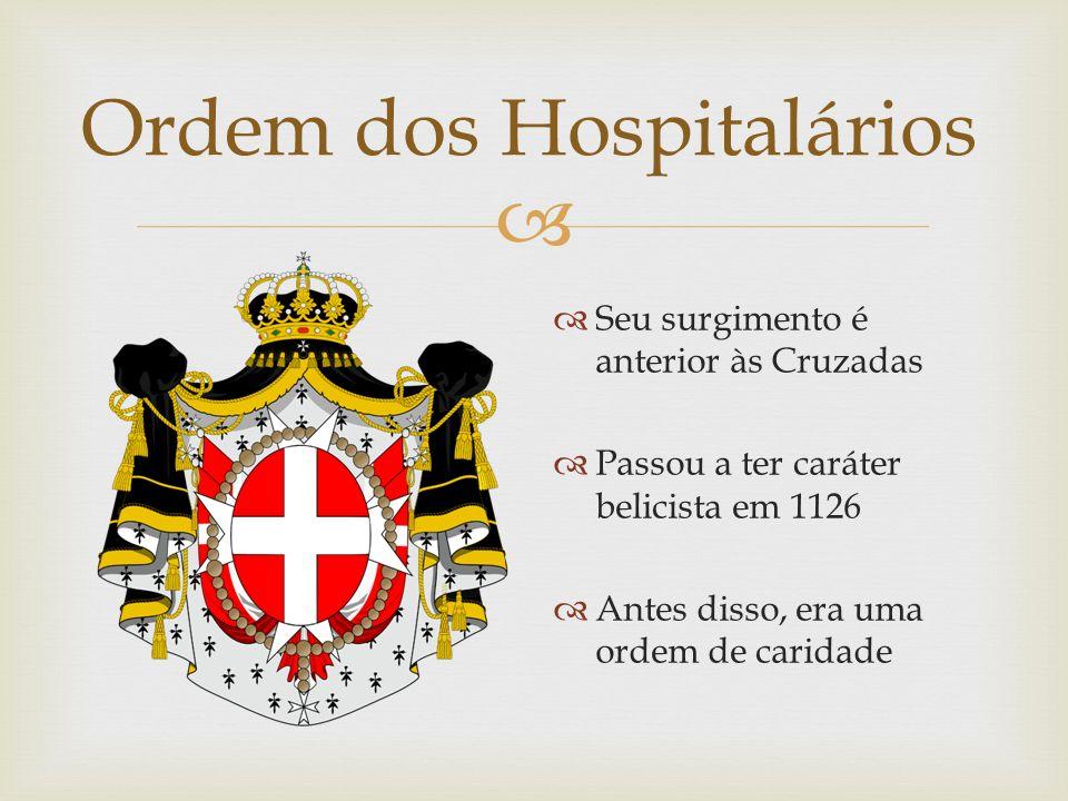 Ordem dos Hospitalários