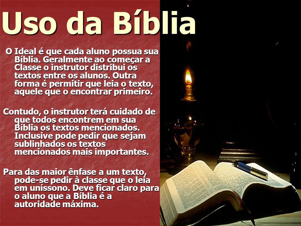 Uso da Bíblia
