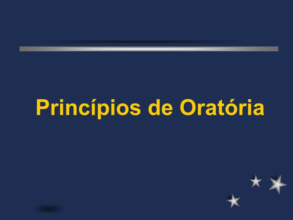 Princípios de Oratória