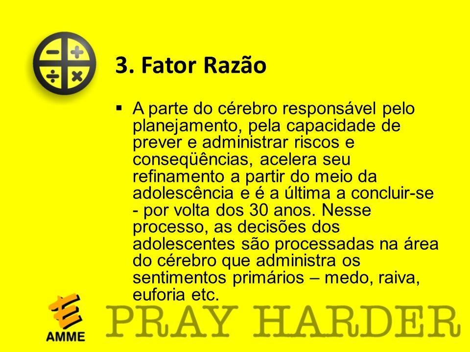 3. Fator Razão
