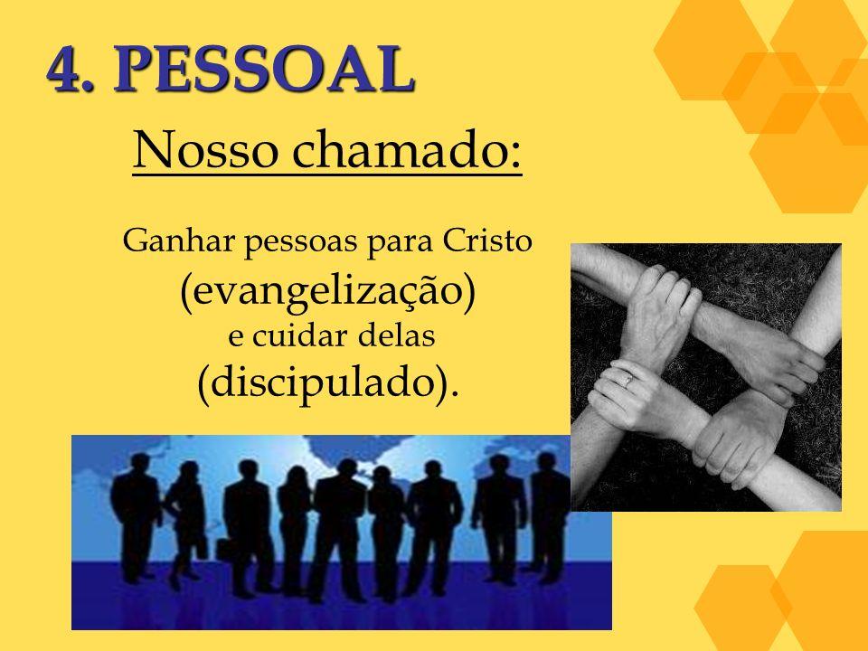 Ganhar pessoas para Cristo