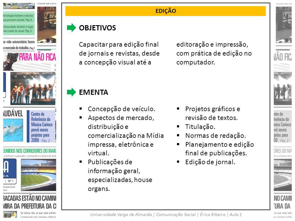 EDIÇÃO OBJETIVOS.