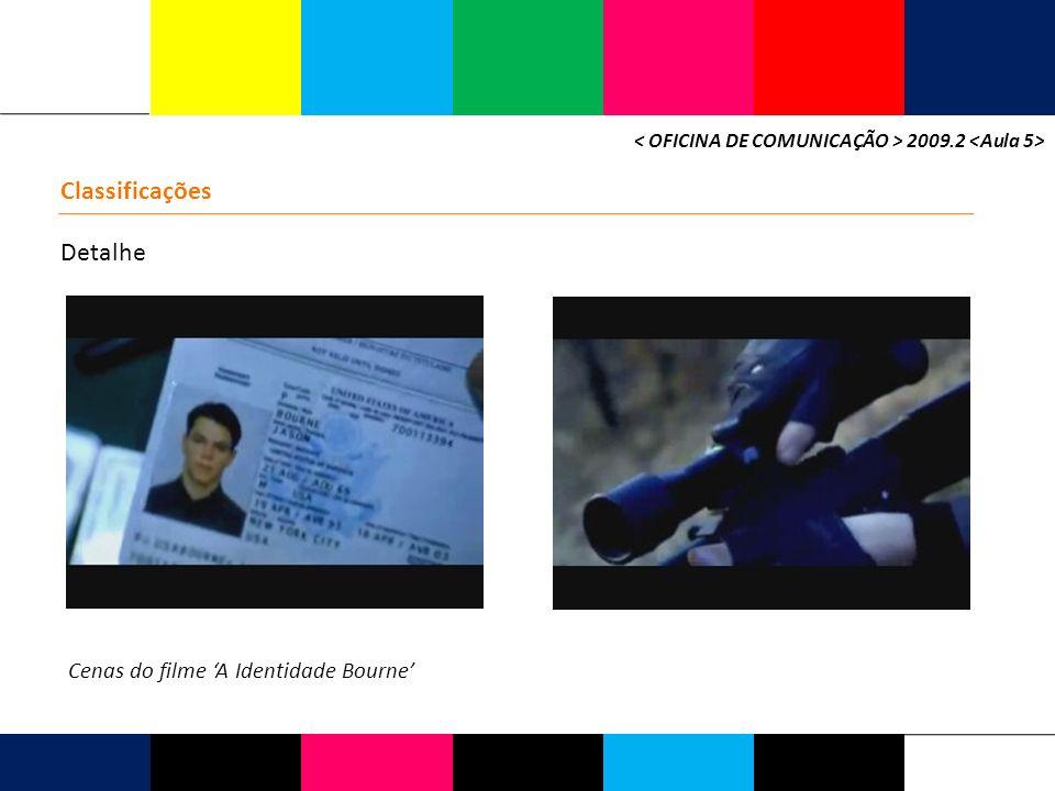 Classificações Detalhe Cenas do filme 'A Identidade Bourne'