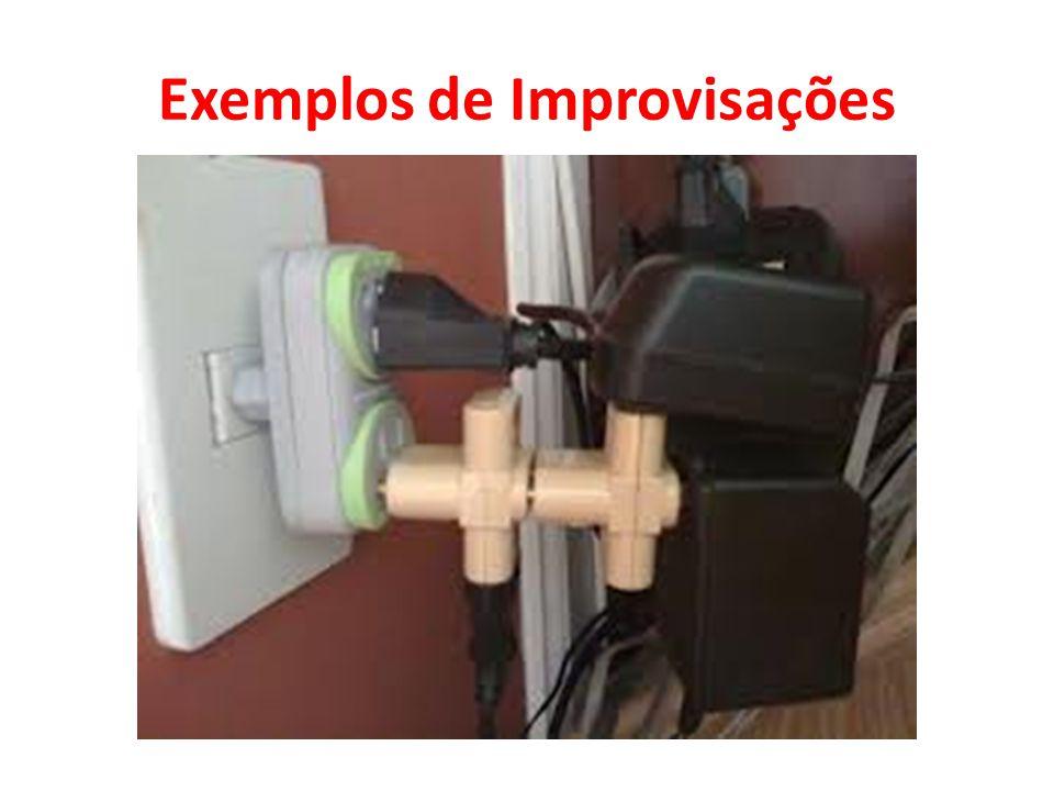 Exemplos de Improvisações