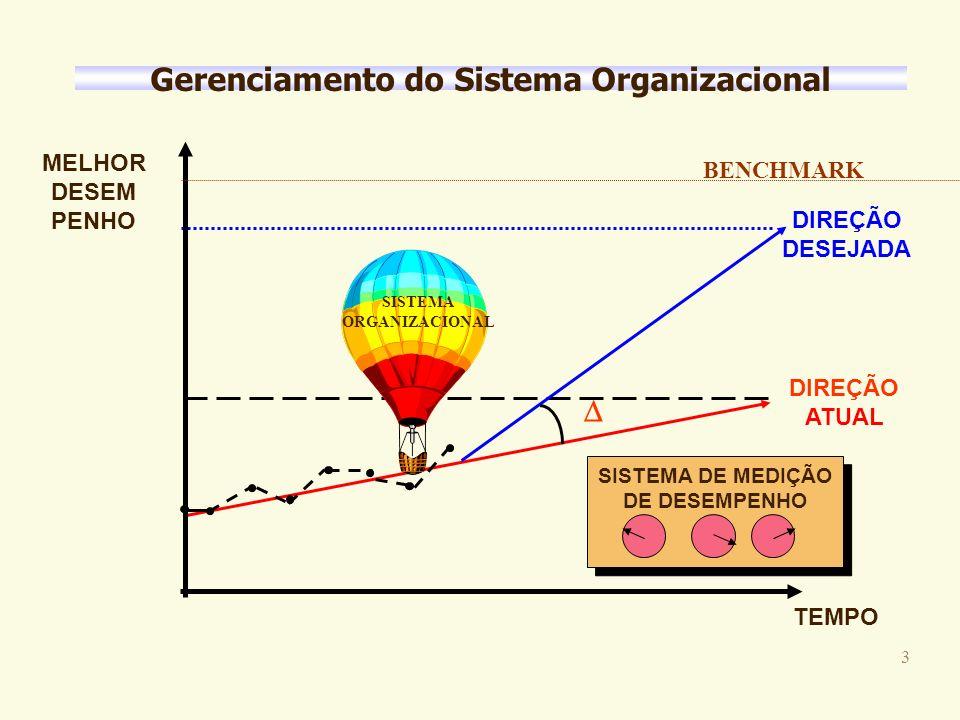 Gerenciamento do Sistema Organizacional