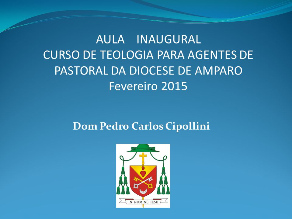 Dom Pedro Carlos Cipollini