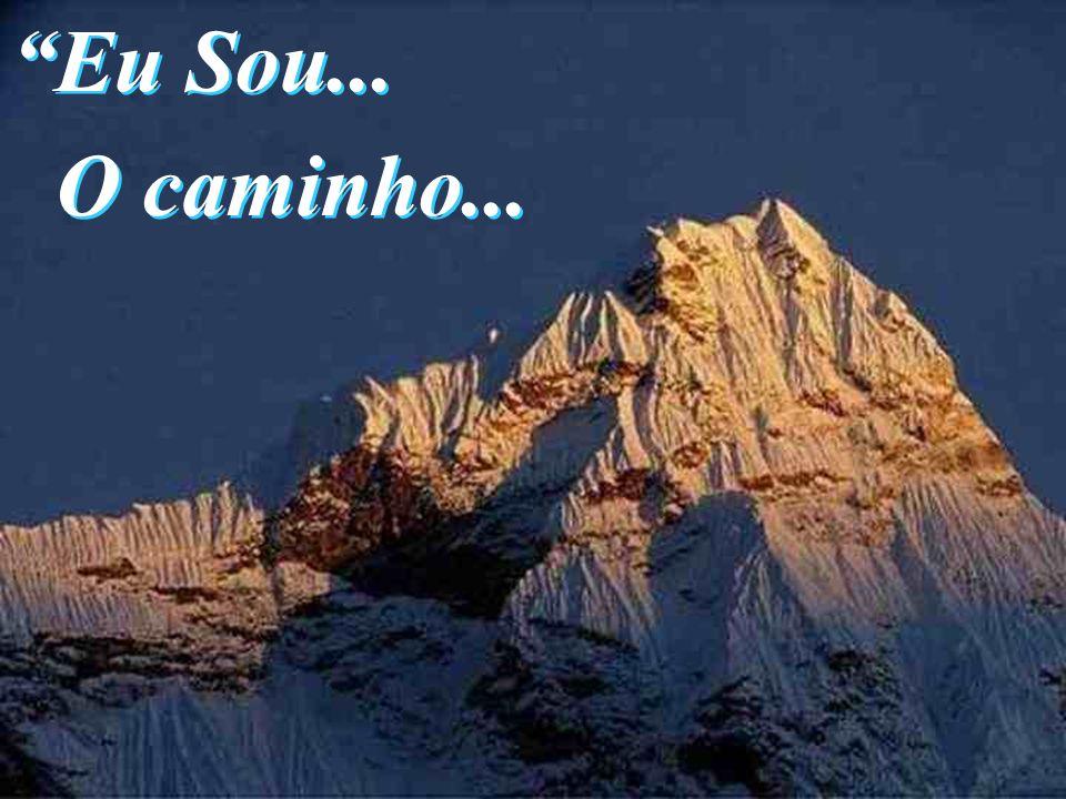 Eu Sou... O caminho... BY LINCOLN FERREIRA