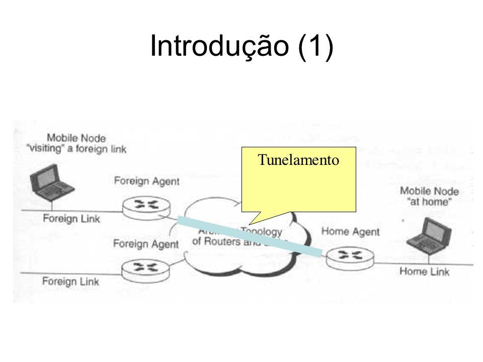 Introdução (1) Tunelamento