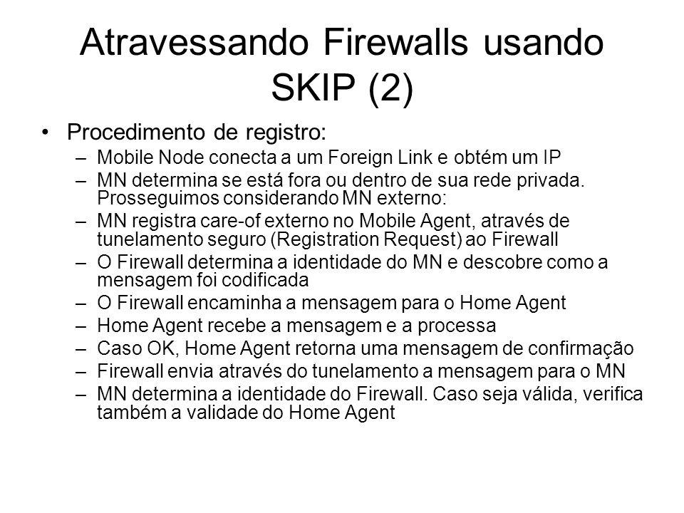 Atravessando Firewalls usando SKIP (2)
