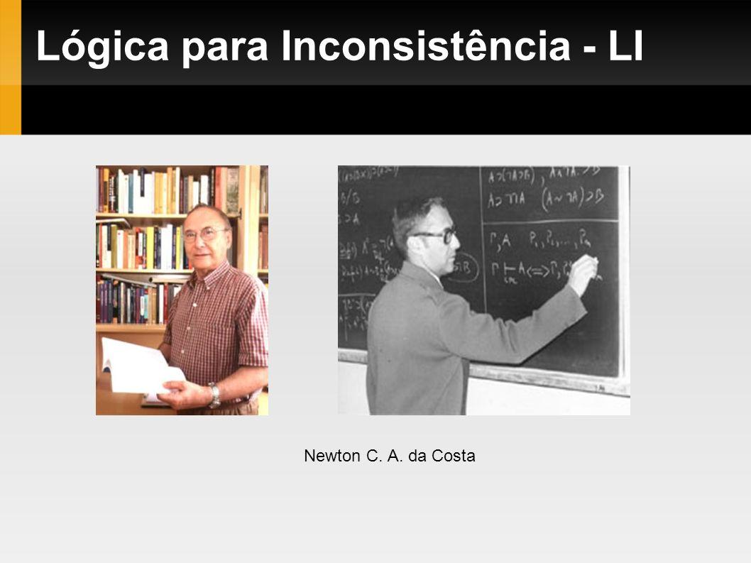 Lógica para Inconsistência - LI